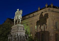 Berlin, Unter den Linden, Friedrich der Große