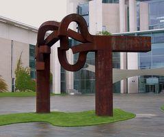 """Berlin"" von Eduardo Chillida ..."