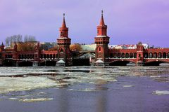 Berlin Warschauer Brücke
