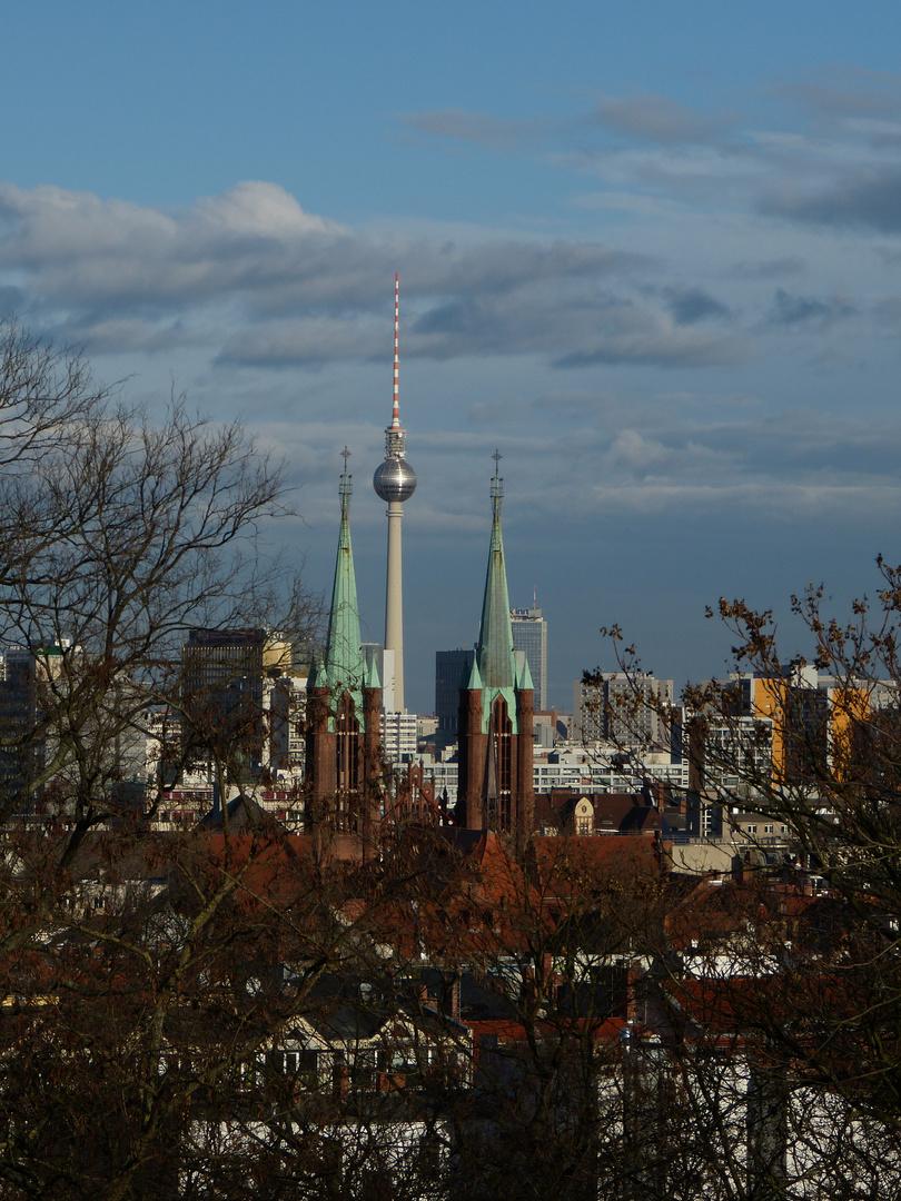 Berlin wat biste scheen