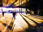 Berlin with sun