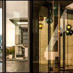 Berlinansichten im Spiegel