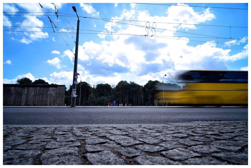 berlin@die mauer ist offen