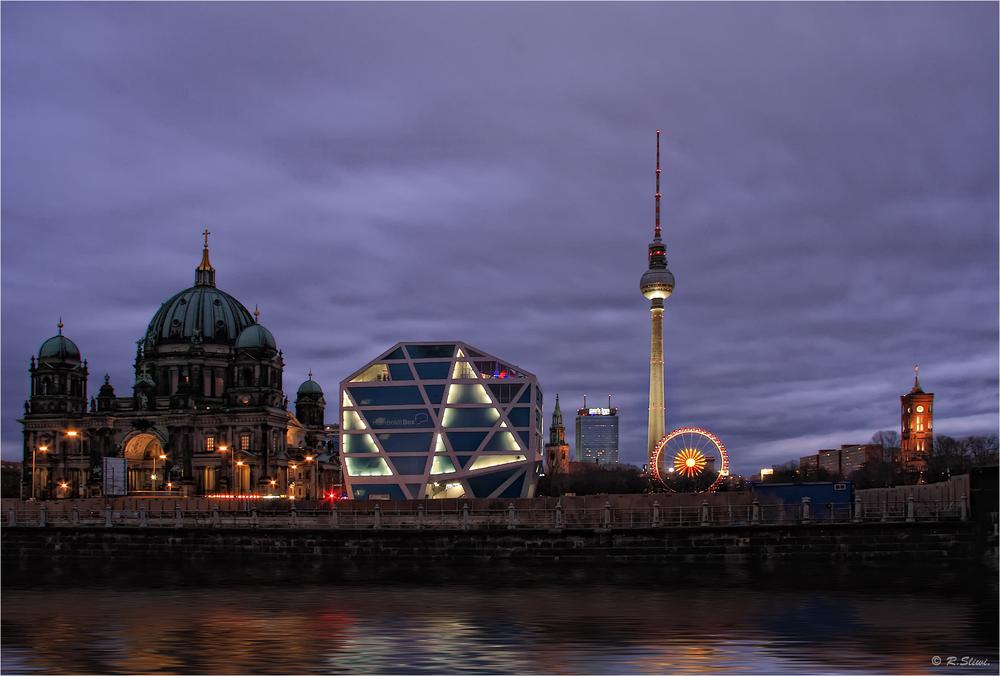 Berliner Ansichten
