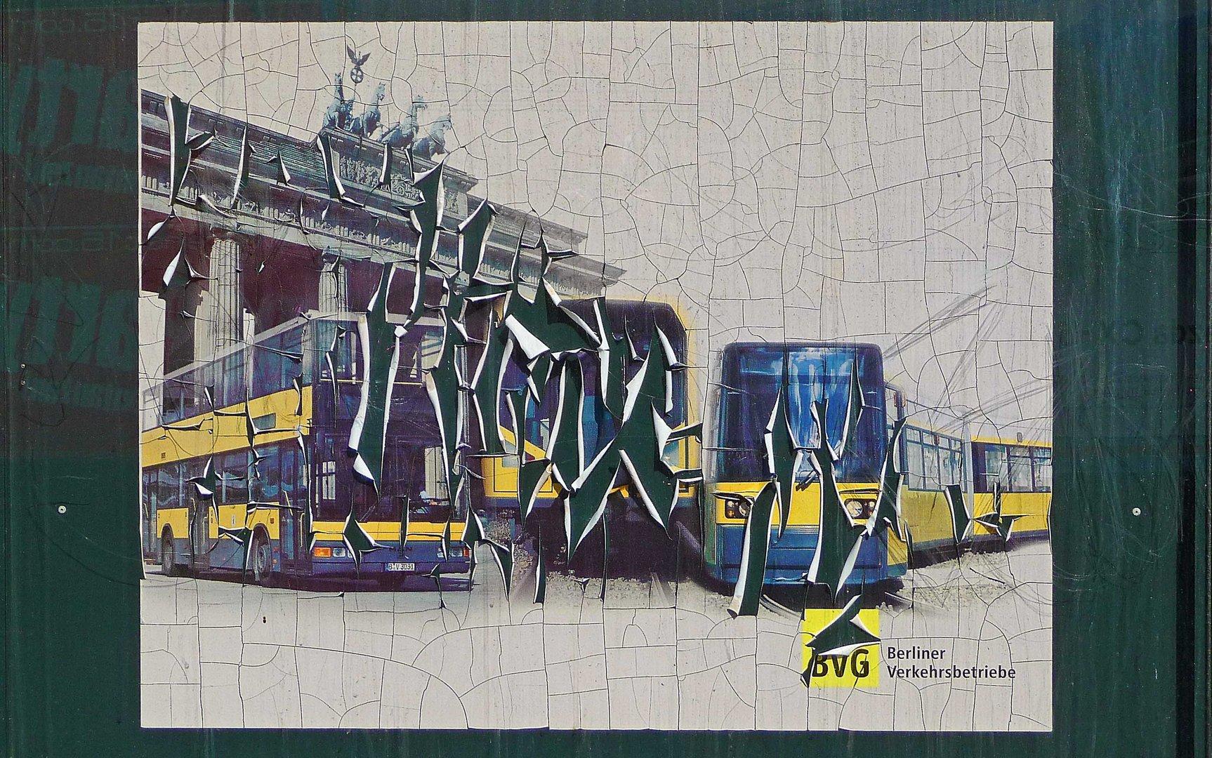 Berliner Aushängeschilder