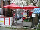 Berliner Currywurst kostet 1.50 €