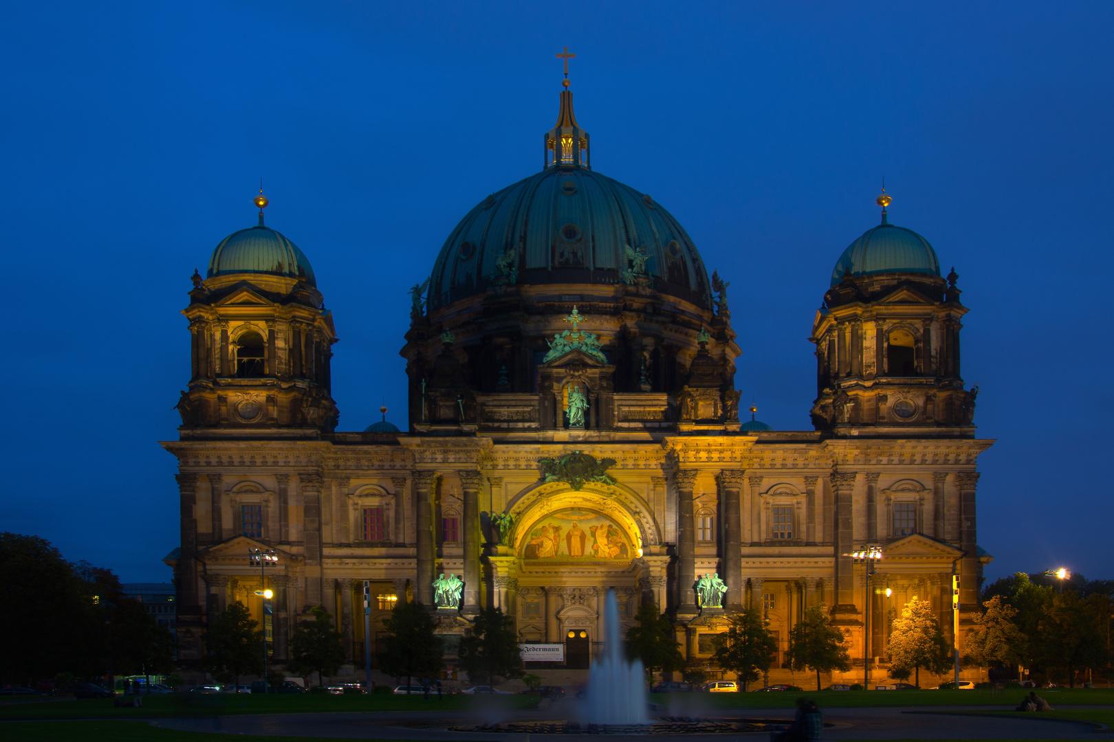 Berliner Dom 2013