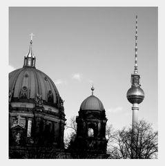 Berliner Dom & Alex - BERLIN