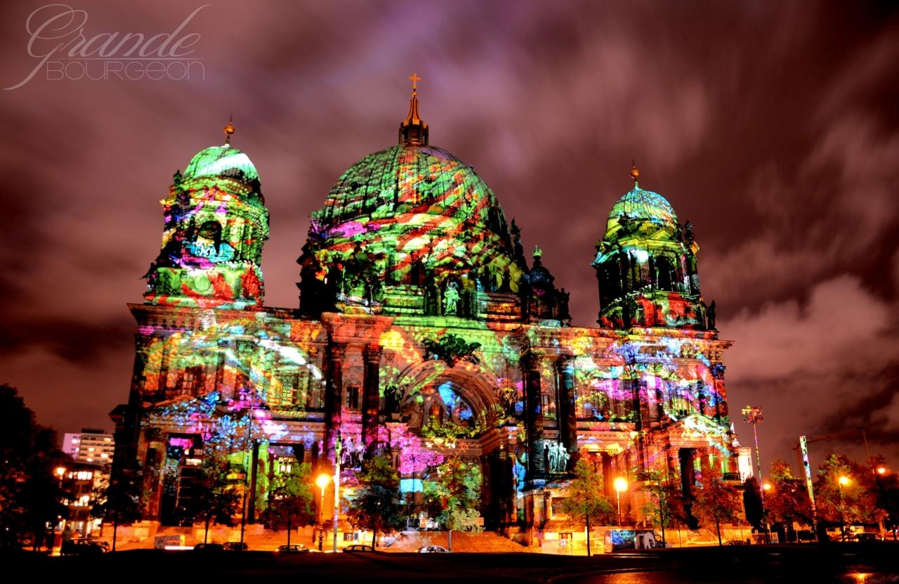 Berliner Dom - Festival of Lights
