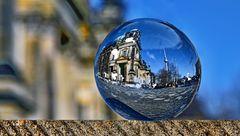 berliner-dom-in-der-glaskugel  gedreht