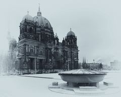 Berliner Dom - Winter