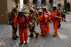 Berliner Feuerwehr: Task Forse