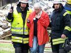 Berliner Feuerwehr: Wenn Blicke töten könnten!?