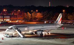 Berliner Flughafen und Funkturm