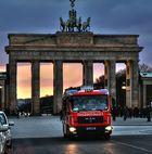 Berliner LHF Brandenburger Tor