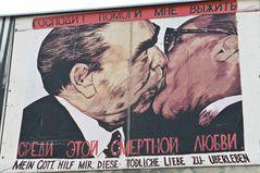 Berliner Mauer, Der Bruderkuss