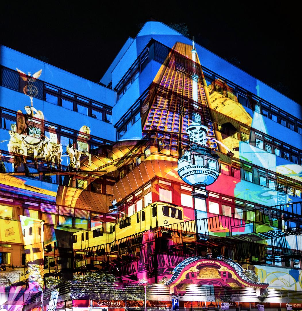 Berliner Nachtleben im Märkischen Viertel