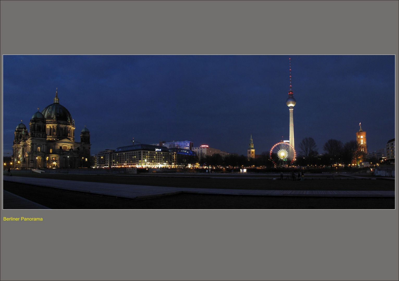 Berliner Panorama