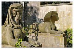 Berliner Sphinx