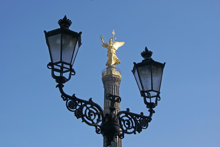 Berliner Tiergarten, 11.10.08 – 02