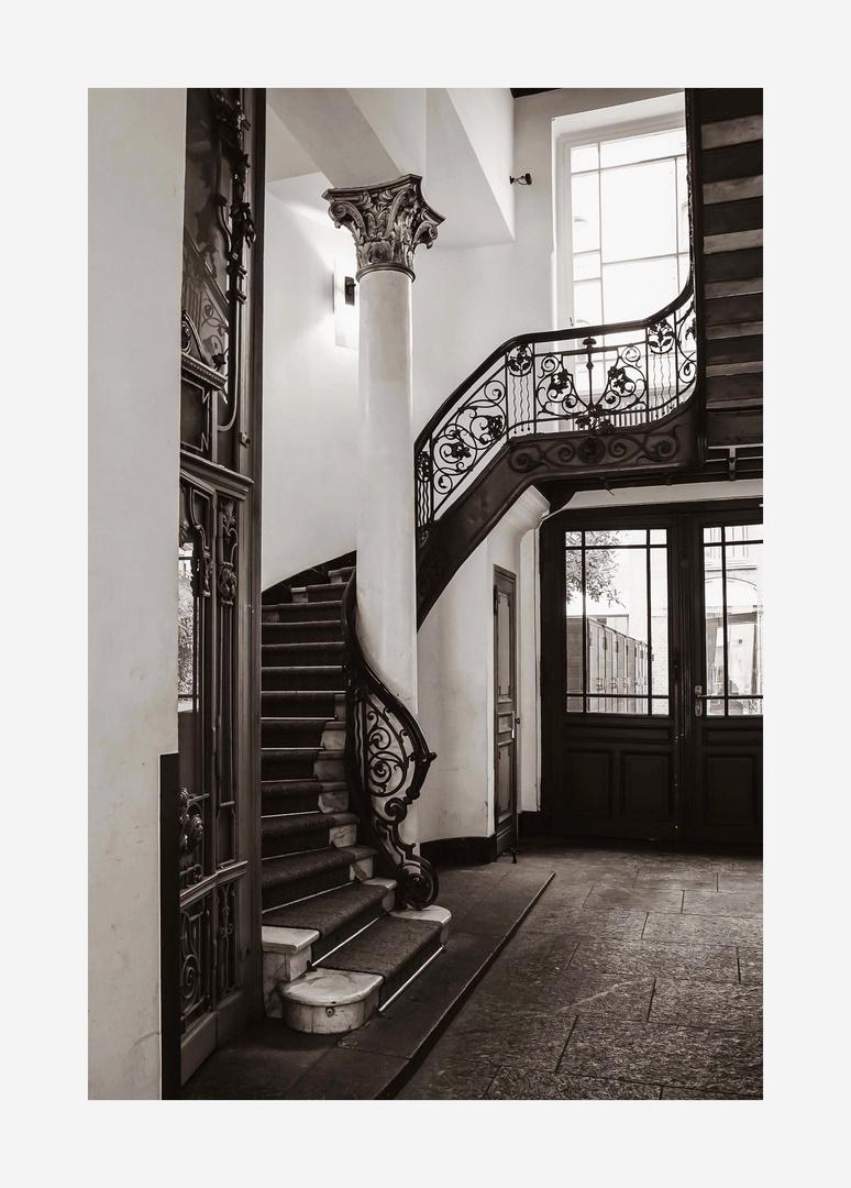 - Berliner Treppenhausromantik -
