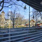 Berliner  Zoo im Spiegel