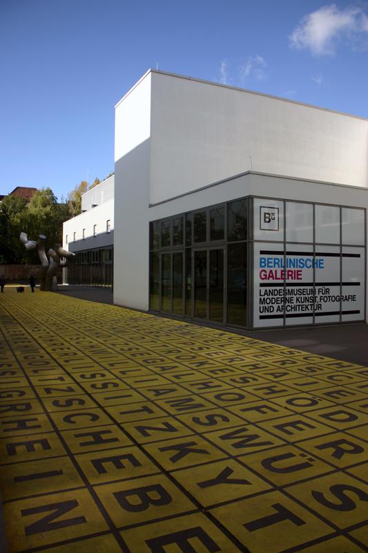 Berlinische Galerie Berlin Foto Bild Kunstfotografie Kultur