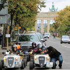 Berlino e il turismo della domenica....