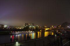 Berlin_Regierungsviertel bei nacht