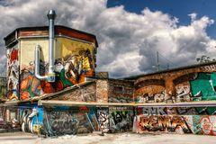 Berlins bunte Ecken...
