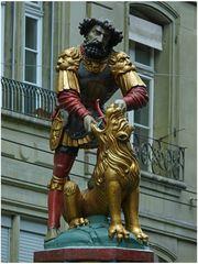 Bern - Brunnenfigur
