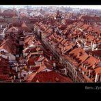 Bern - Dächer