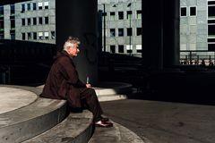 Bern, Europaplatz: wo halten wir uns fest, wenn wir alt sind?