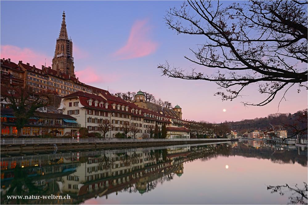 Bern kurz vor Weihnachten