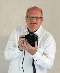 Bernd mit Kamera