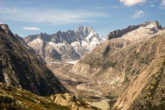 Berner Alpen im Grimselgebiet