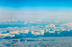 Berner Oberland im Vorbeiflug...
