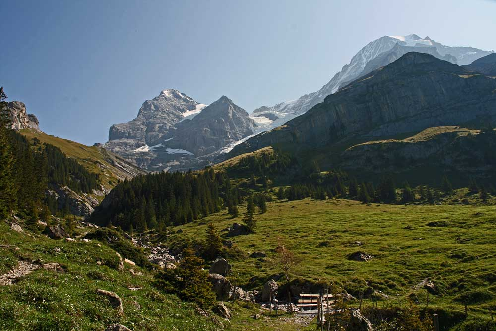 Berner Oberland - Wengen