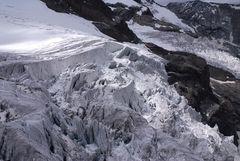 Bernina - Tschiervagletscher