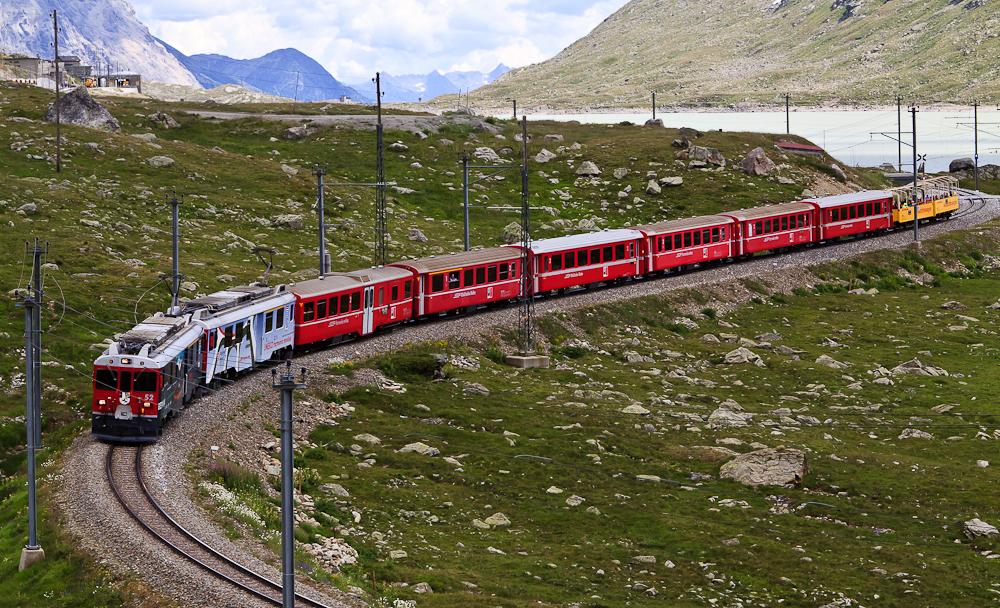 Berninabahn (5) ...