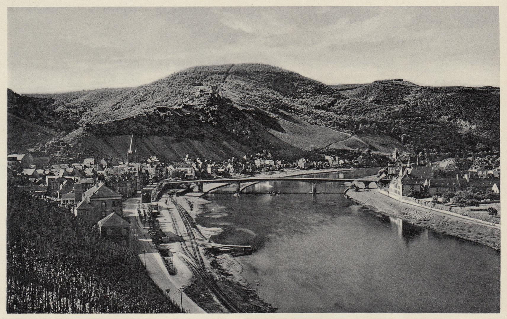 Bernkastel an der Mosel ca.1930