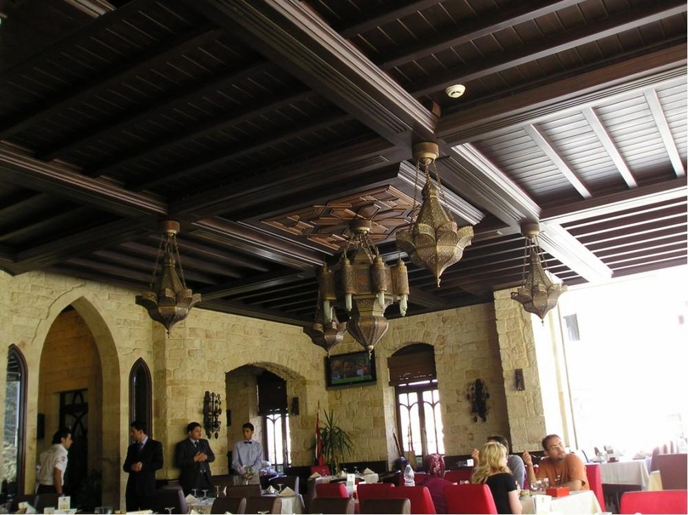 Beroea Restaurant Aleppo