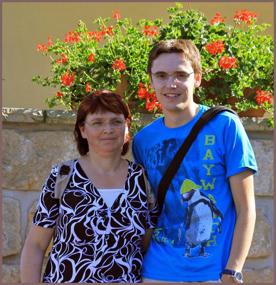 Bertram & Mama
