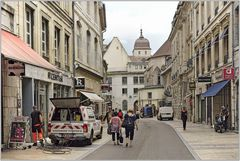 Besançon -- Stadtmitte
