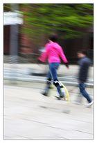 """beschleunige auf """"wahnsinnige Geschwindigkeit""""!"""
