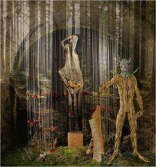 Beschützer des Holzes und der Kunst