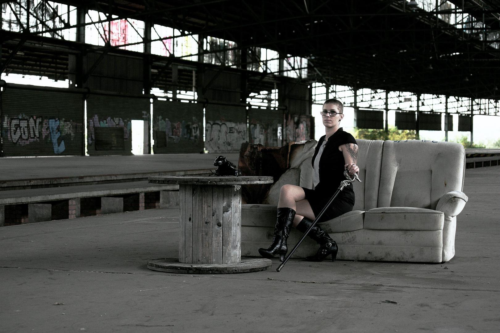 Besetzungs Couch ;)