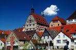 BESIGHEIM, Altstadt mit Rathaus