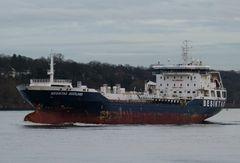 Besiktas Scotland   Chemie/Öl Tanker