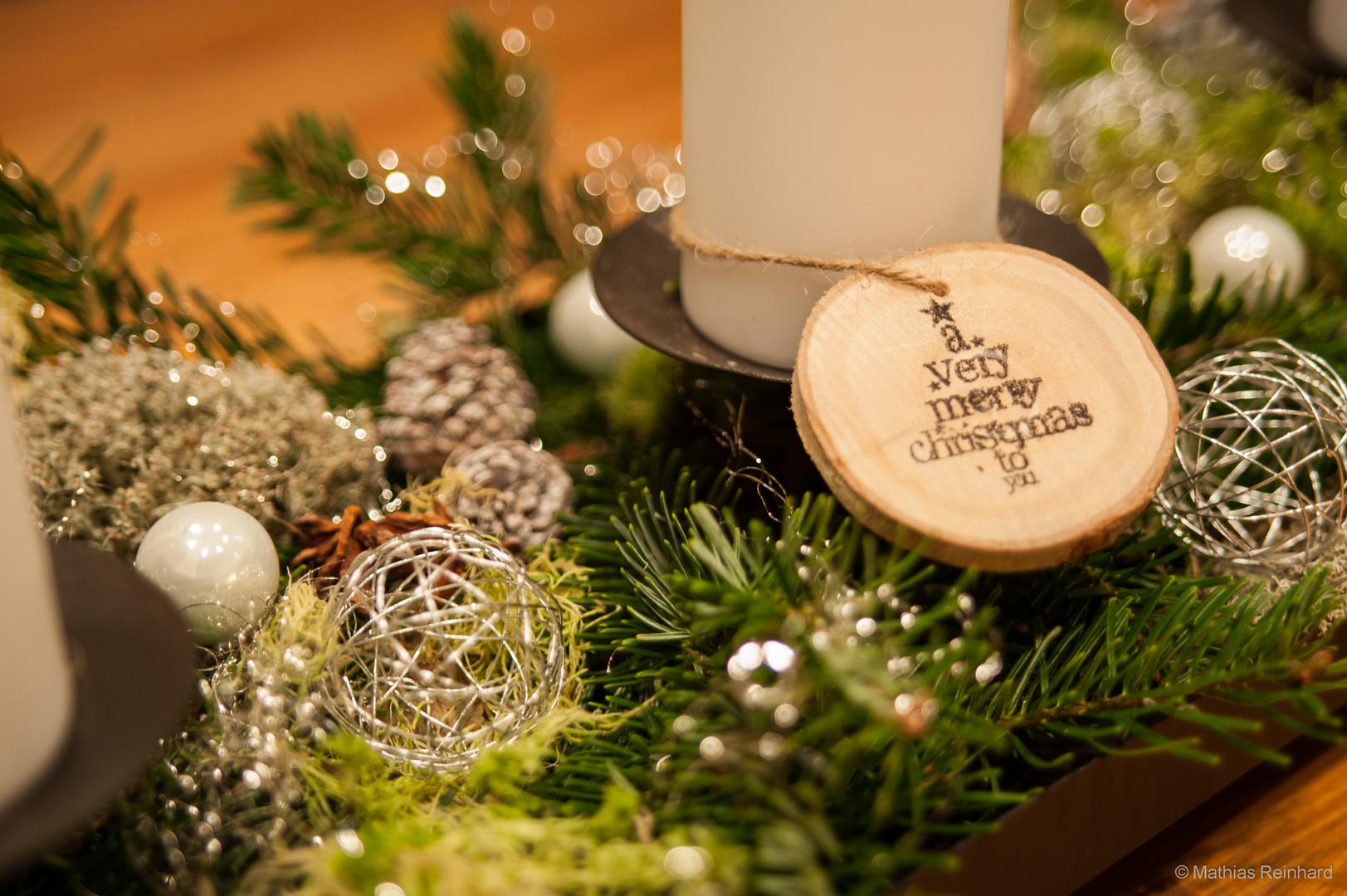Besinnliche Adventzeit